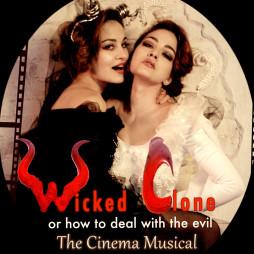 Wicked Clone Cinema Musical LOGO