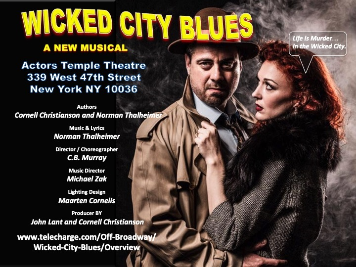 Wicked City Blues